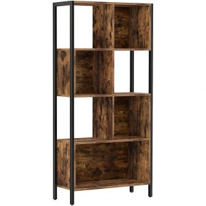 Bookcase with Steel